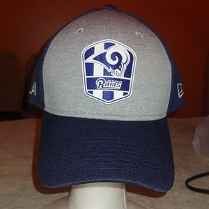 Los Angeles Rams fitted New Era cap